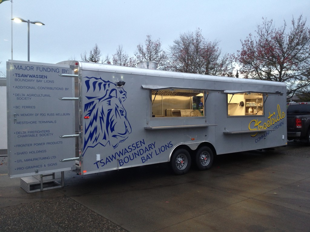 LIONS CLUB MOBILE KITCHEN - 11