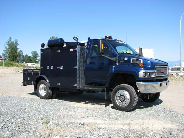 Service Bodies / Service Decks, GTL